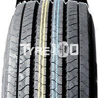 tyre - 225/75 R17,5 Lenkachse LSR 1 Continental 129/127M Light Truck Summer Truck Summer from 17.5