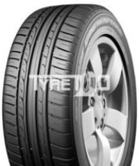tyre - 205/55 R16 SP Sport Fast Response VW2 Dunlop 91V Add rim lock Summer car Gloves Complete systems steel rim
