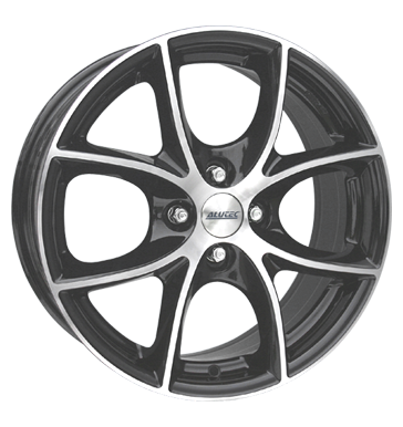 tyre - 6.5x15 4x100 ET35 Alutec Cult schwarz diamant-schwarz frontpoliert Fleece sweater Rims / Alu Auto glass tool Discover now! wholesaler