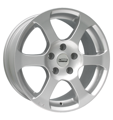 tyre - 6x15 4x100 ET40 CMS C10 silber silber lackiert Helmet accessories and visors Rims / Alu Global commission Offroad summer tyres