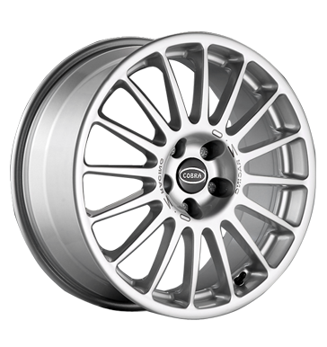 tyre - 8x18 5x114.3 ET35 Cobra CN3 silber silber Hand tools Rims / Alu ANZIO Jackets Oil