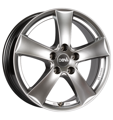 tyre - 7x17 5x112 ET47 DBV 5SP 006 silber shadow silber Overalls / Combinations Rims / Alu MIGLIA Hands-free car kits