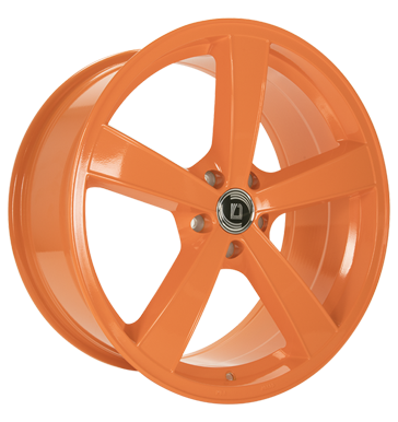 tyre - 9x21 5x120 ET35 Diewe Wheels Trina orange Power Orange Truck Summer Rims / Alu Reparatursaetze Hose: Valves tyre