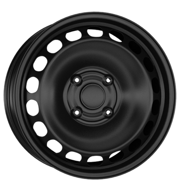 tyre - 6x15 4x100 ET40 MWD Stahl schwarz schwarz Tomason Wheels / steel Wheels / steel Caps and hats utilities