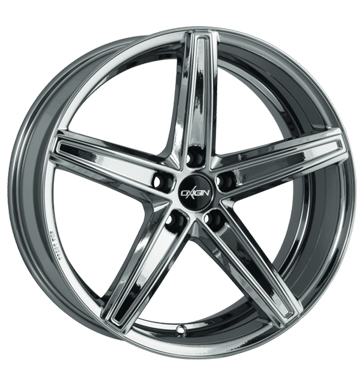 tyre - 10x22 5x130 ET45 Oxigin 18 Concave chrom bright chrome Sweat shirts Rims / Alu Varnish tools Reparatursaetze