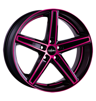 tyre - 10.5x21 5x108 ET40 Oxigin 18 Concave pink pink polish Car body tools Rims / Alu Steel wheels Fleece sweater tyres
