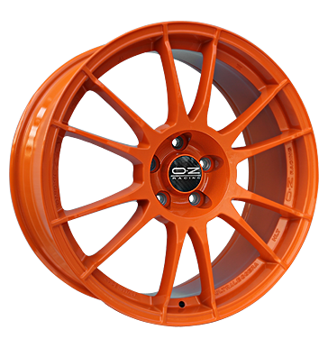 tyre - 8.5x20 5x120 ET34 OZ Ultraleggera HLT orange orange Other (trolley, carriage, small tyres) Rims / Alu Jackets Steering and axle suspension tyre