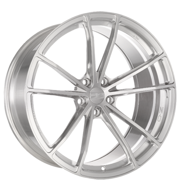 tyre - 9x21 5x120 ET35 OZ Zeus silber brushed First aid kits Rims / Alu Trunk tray Discover now! wheels