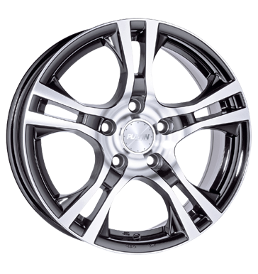 tyre - 6.5x16 5x105 ET40 Platin P53 schwarz schwarz poliert Snow chains Rims / Alu Interior trims Brake fluid wholesaler