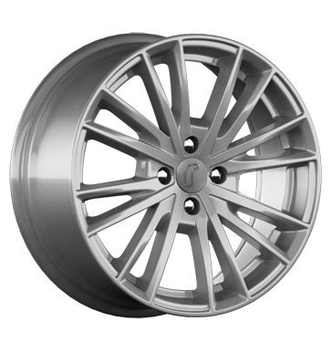 tyre - 6.5x16 4x98 ET30 Rondell 04RZ silber glanzsilber Car care Rims / Alu Industrial Tires Amplifier Accessories wheels