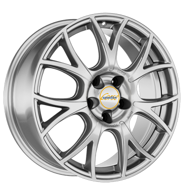 tyre - 8x18 5x120 ET35 Speedline Corse SL5 Vincitore silber edelsilber Navigation CDs and software Rims / Alu Design mirrors WheelWorld car