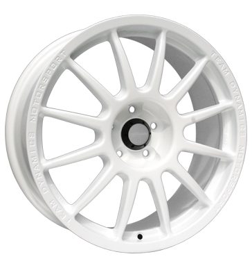 Rim 8x18 5x114.3 ET40 Team Dynamics Pro Race 1.2 racing white